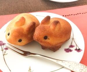 food, pretty, and rabbit image
