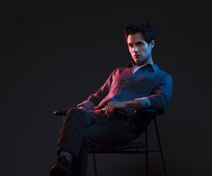 Penn Badgley, photo shoot, and wallpaper image