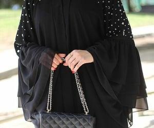 beauty, muslimah fashion, and love image