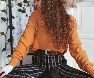 cheveux, jean, and outfit image