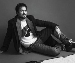 actors, fashion, and ian somerhalder image