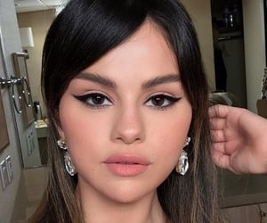 beautiful, girl, and selenagomez image