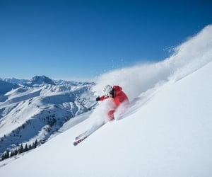 winter travel, luxury travel, and ski resorts image