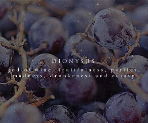 dionysus, gif, and greek image