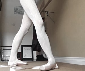 ballerina, ballet, and gucci image