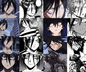 anime, manga boy, and love image