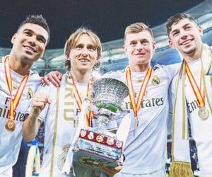 football, real madrid, and kroos image