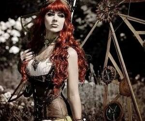 steampunk girls image