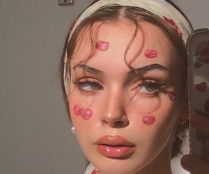aesthetic, icon, and makeup image