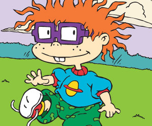 cartoon and rugrats image