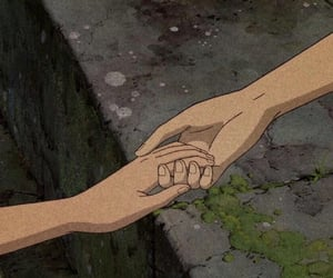 anime, hands, and aesthetic image