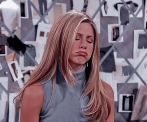 hair, rachel green, and style image