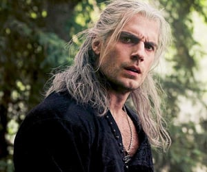 henrycavill, geralt, and thewitcher image