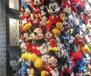 disney, disney world, and micky mouse image
