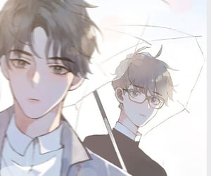 aesthetic, bl, and romance image