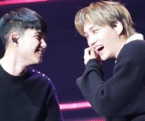 do, kim jongin, and exo kai image