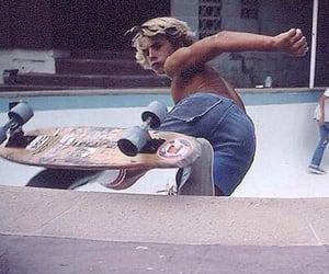 retro, pintrest, and skate image