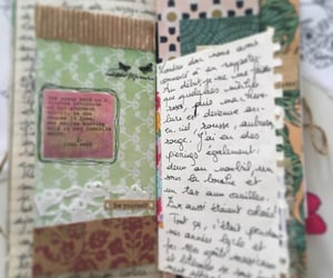 crafting, journal, and journaling image