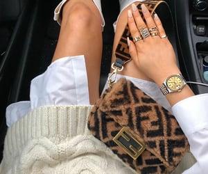 bag, fashion, and fendi image