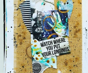 Collage, crafty, and mixedmedia image