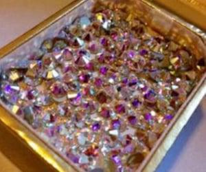 bling, diamonds, and blingbling image