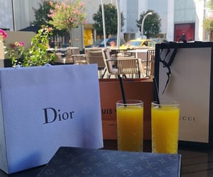 carefree, classy, and dior image
