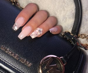 luxury, michaelkors, and nails image