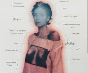 halsey and manic image