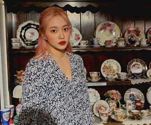 aesthetic, kpop, and red velvet image