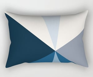 blue, pillow, and sales image