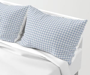 bedding, society6, and bedroom image