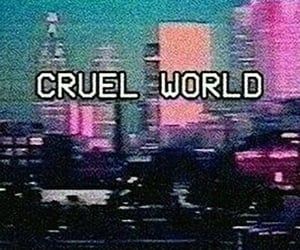 world, city, and aesthetic image
