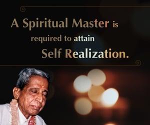 spiritual, self realization, and spirituality image