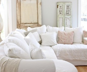 white and furniture image