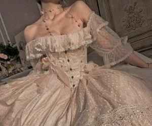 dress, aesthetic, and princess image