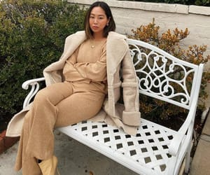 beige, chic, and style image