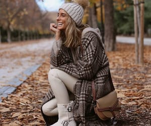style, ootd, and brown image