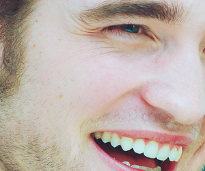 eyes, not perfect, and robert pattinson image