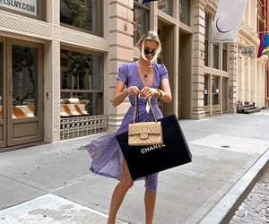 chanel, chic, and dress image