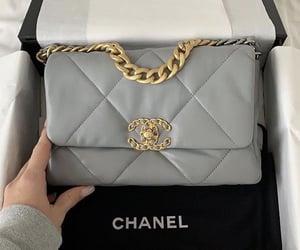 beautiful, chanel, and chanel bag image