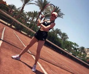 puma, sport, and tennis image