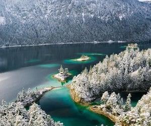belleza, invierno, and naturaleza image