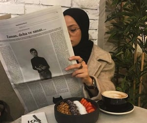 hijab, style hijab, and hijabist image