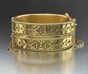 bracelet, victorian, and classic image