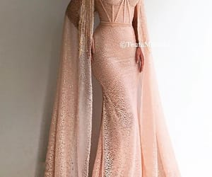 dresses, pink, and pinky image