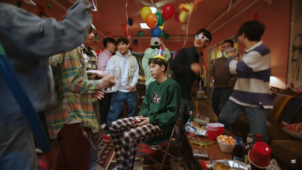 article, colde, and eric nam image