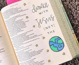 bible, christian, and dance image