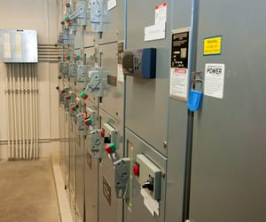 circuit breaker, motor control center, and low voltage switchgear image