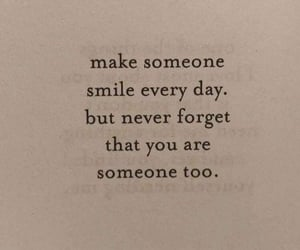 quotes, smile, and words image