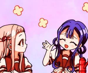 anime, gif, and jibaku shounen hanako-kun image